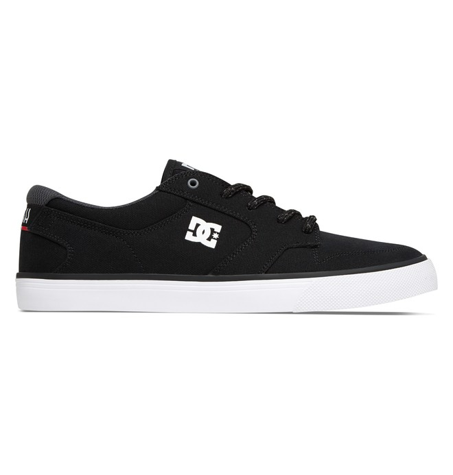 0 Men's Nyjah Vulc TX Shoes Black ADYS300094 DC Shoes