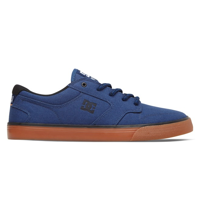 0 Men's Nyjah Vulc TX Shoes Blue ADYS300094 DC Shoes