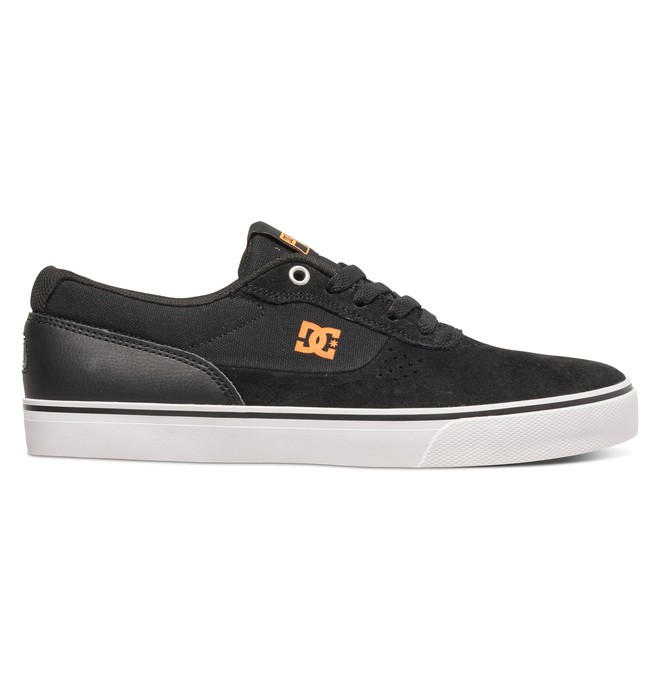 0 Switch S - Low-Top Skate Shoes Black ADYS300104 DC Shoes