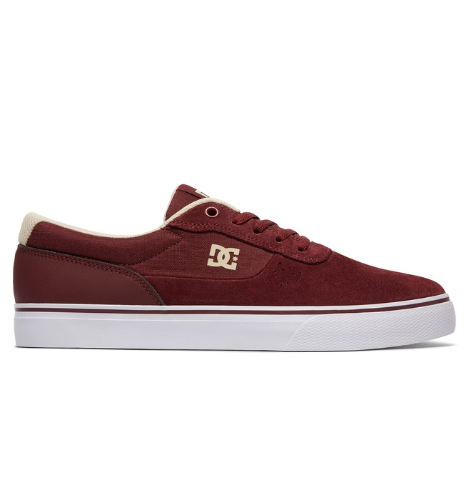 0 Men's Switch S Skate Shoes Red ADYS300104 DC Shoes