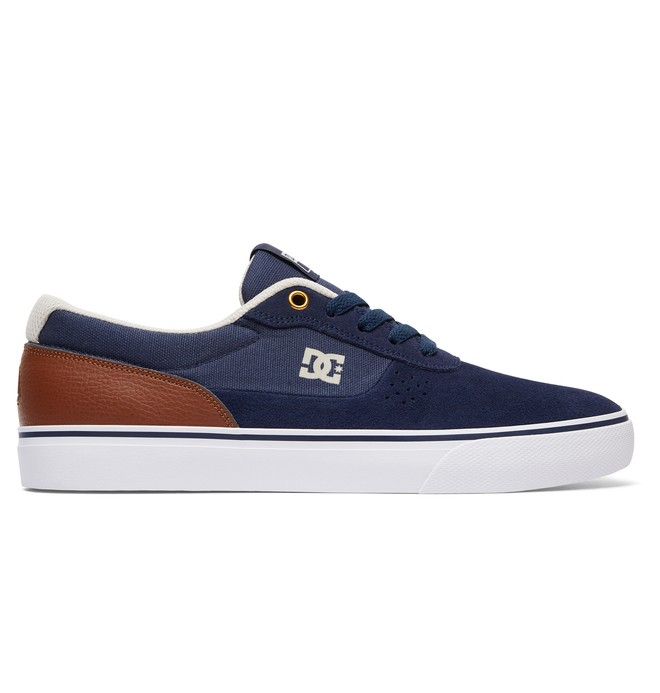 0 Men's Switch S Skate Shoes Blue ADYS300104 DC Shoes