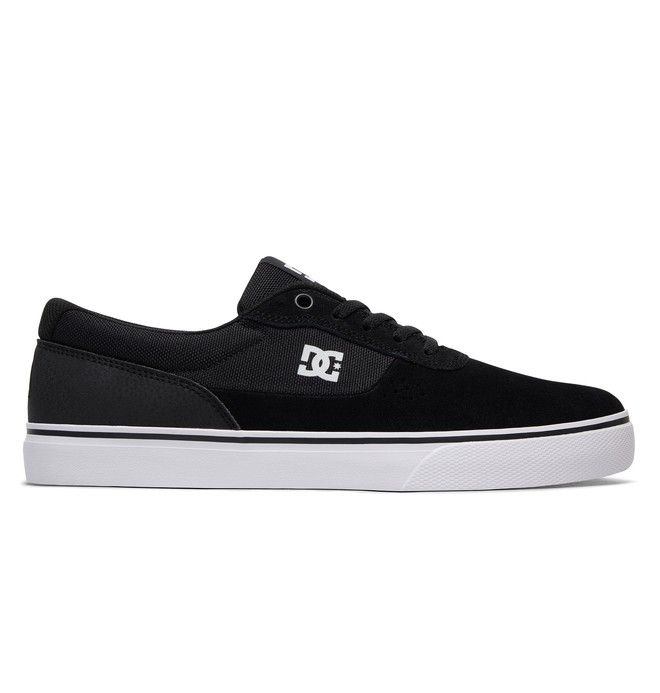 0 Switch S - Skate Shoes Black ADYS300104 DC Shoes