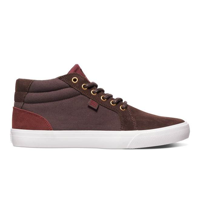 0 Council SD - Mid-Top Shoes Brown ADYS300106 DC Shoes