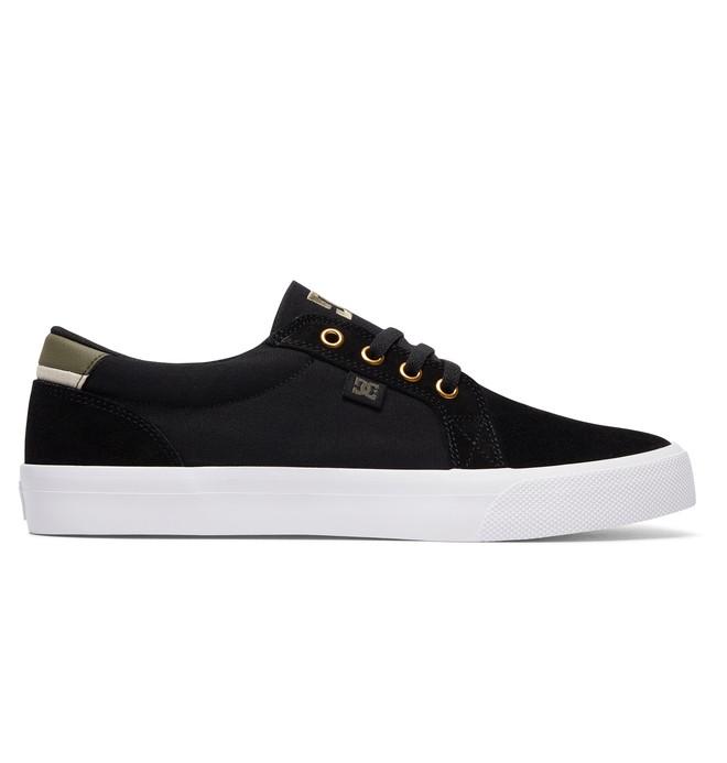 0 Council SD - Chaussures Noir ADYS300108 DC Shoes