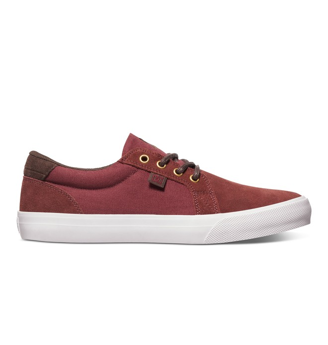 0 Council SD - Low-Top Shoes Brown ADYS300108 DC Shoes