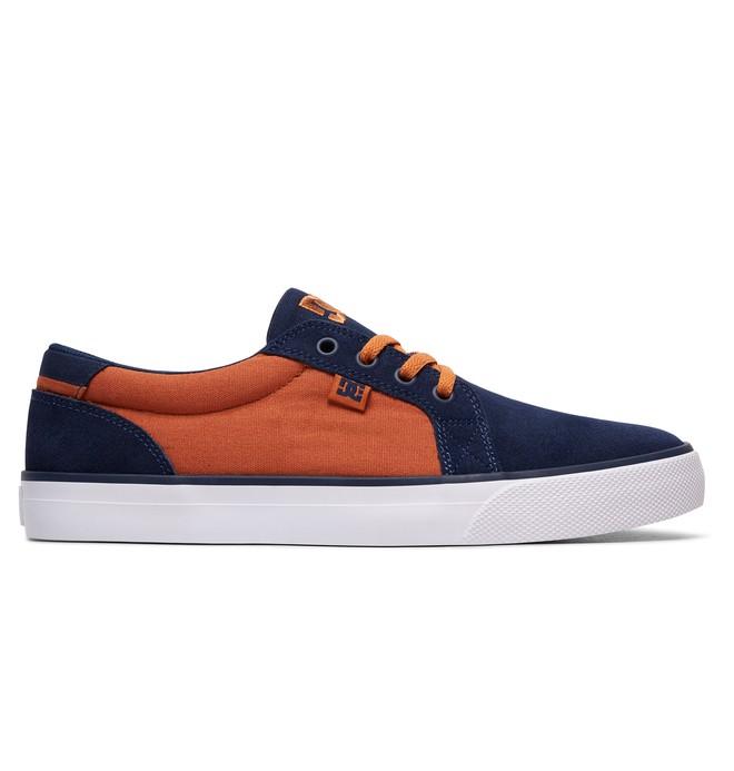 0 Council SD - Chaussures Bleu ADYS300108 DC Shoes