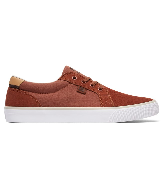0 Council SD - Chaussures Marron ADYS300108 DC Shoes