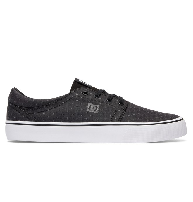 0 Men's Trase TX SE Shoes Black ADYS300123 DC Shoes