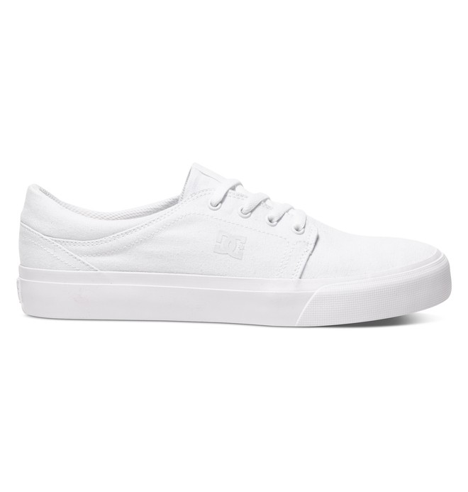 0 Trase TX - Low-Top Shoes White ADYS300126 DC Shoes