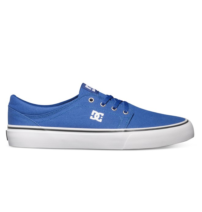 0 Trase TX - Shoes Blue ADYS300126 DC Shoes