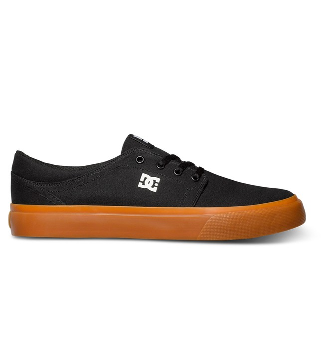 0 Men's Trase TX Shoes Black ADYS300126 DC Shoes