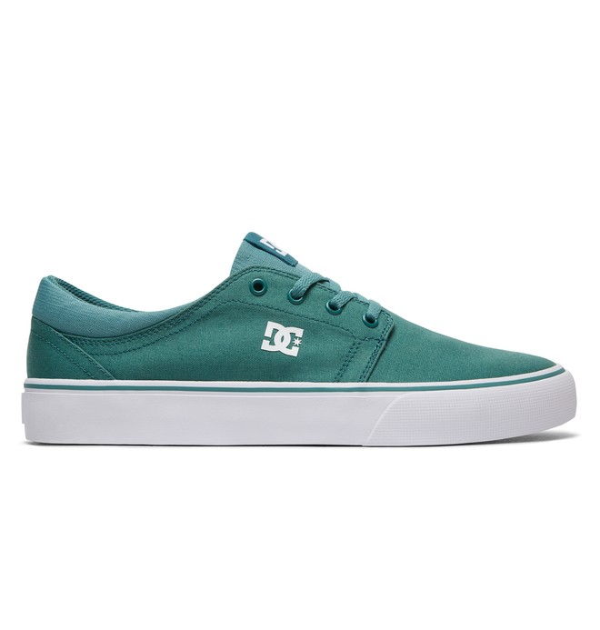 0 Trase TX - Shoes Green ADYS300126 DC Shoes