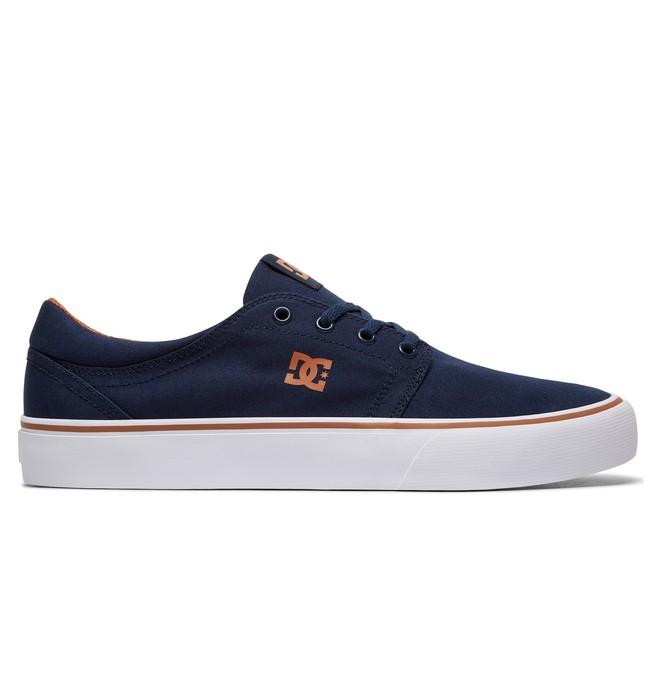 0 Men's Trase TX Shoes Blue ADYS300126 DC Shoes