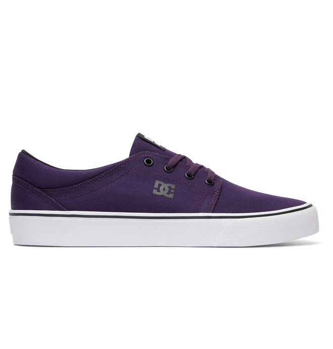 0 Men's Trase TX Shoes Purple ADYS300126 DC Shoes