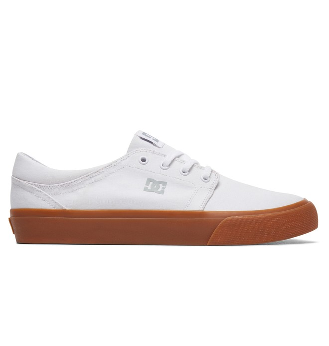 0 Men's Trase TX Shoes White ADYS300126 DC Shoes