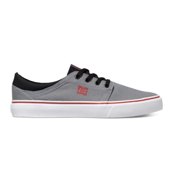 0 Men's Trase TX Shoes Grey ADYS300126 DC Shoes