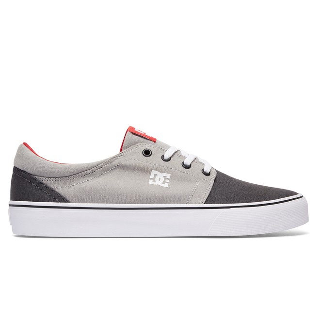 0 Trase TX - Shoes Grey ADYS300126 DC Shoes