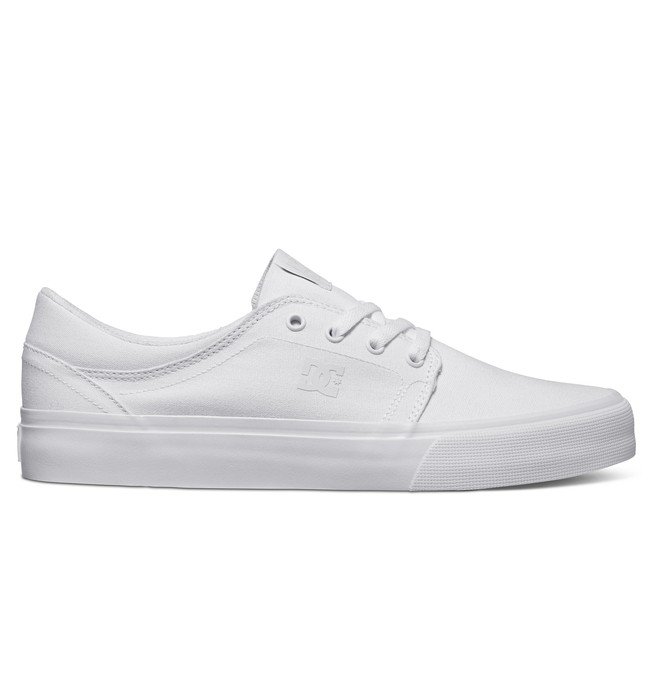 0 Trase TX - Shoes White ADYS300126 DC Shoes