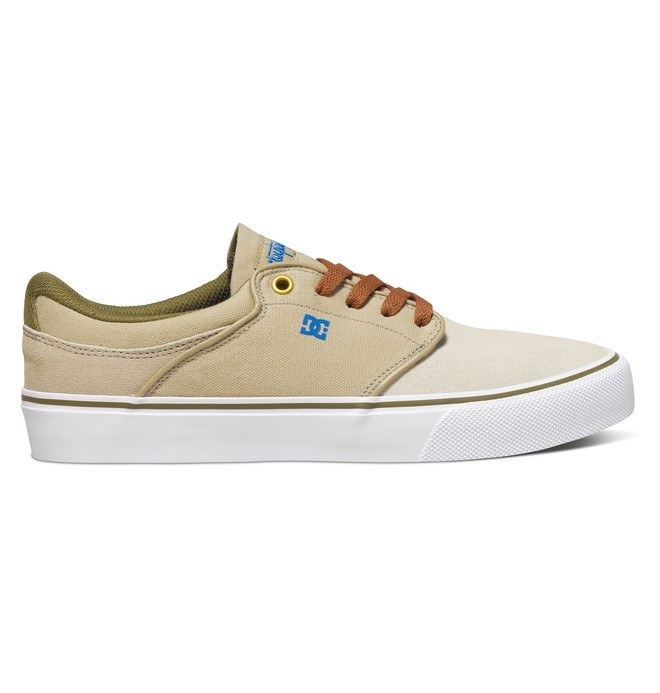 0 Mikey Taylor Vulc - Low-Top Shoes Brown ADYS300132 DC Shoes