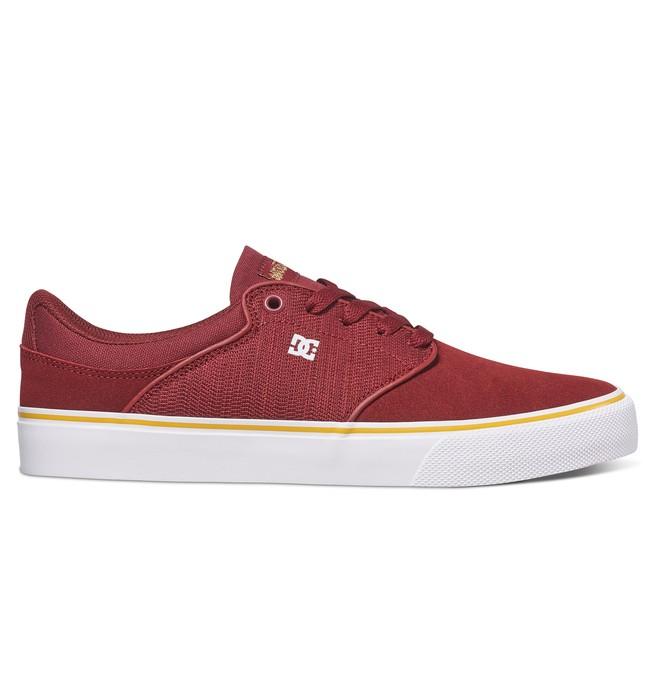 0 Mikey Taylor Vulc - Shoes Red ADYS300132 DC Shoes