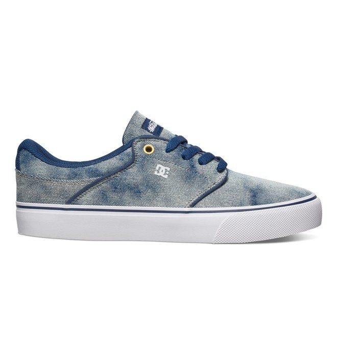 0 Mikey Taylor Vulc TX - Low-Top Shoes Grey ADYS300133 DC Shoes