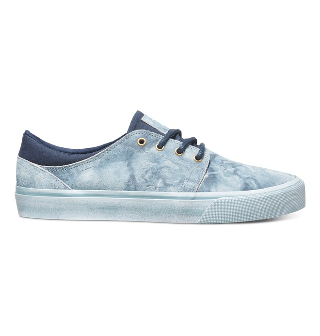 0 Trase LX - Low-Top Shoes Blue ADYS300141 DC Shoes