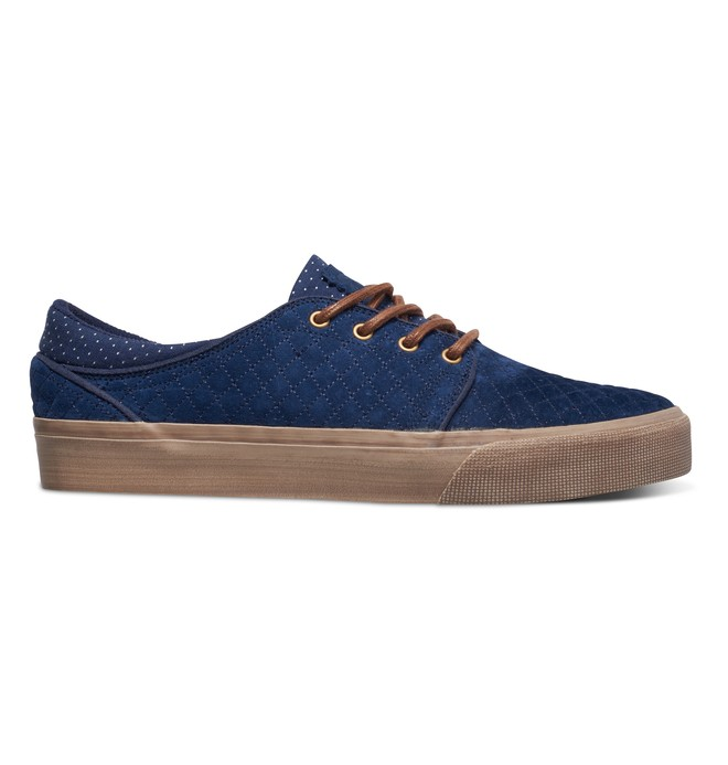 0 Trase LX - Low Top Schuhe Blau ADYS300141 DC Shoes