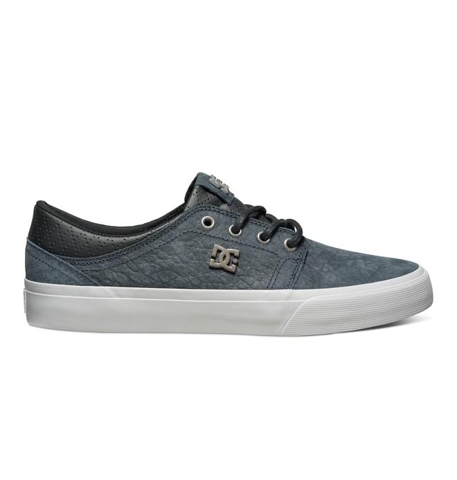 0 Trase LX - Low Top Schuhe Grau ADYS300141 DC Shoes