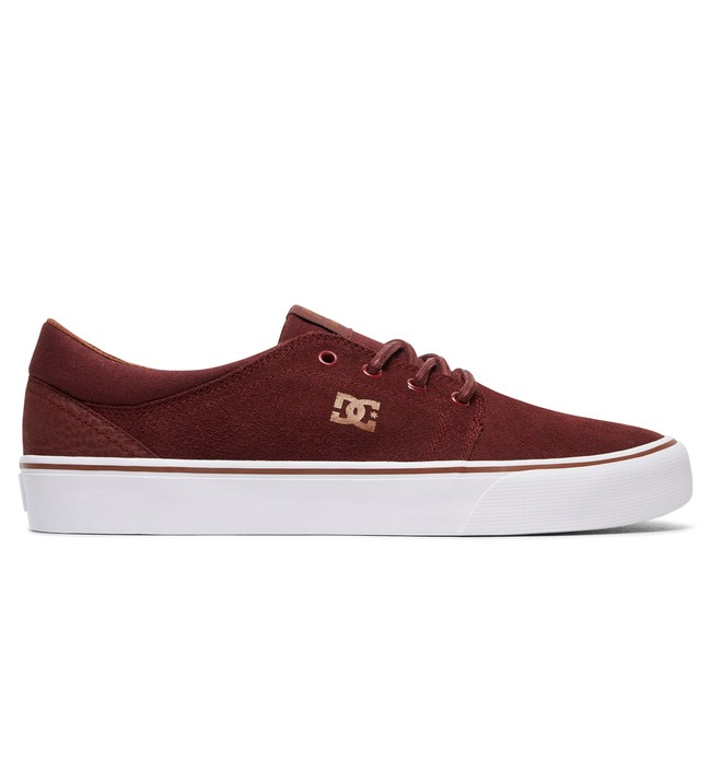 0 Men's Trase SD Shoes Red ADYS300172 DC Shoes