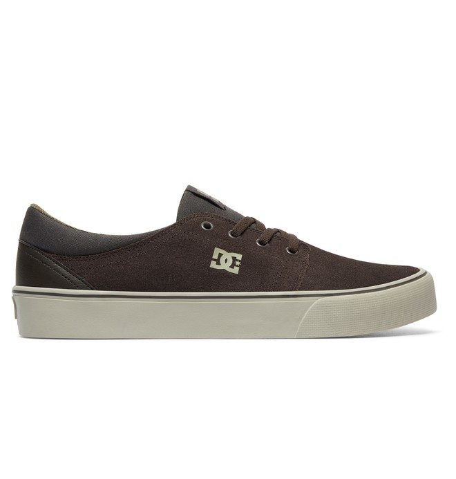 0 Trase SD - Zapatos Verde ADYS300172 DC Shoes