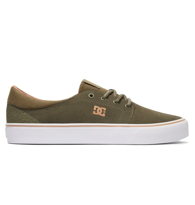 0 Men's Trase SD Shoes Green ADYS300172 DC Shoes