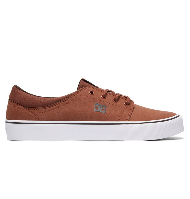 0 Trase SE - Shoes Brown ADYS300173 DC Shoes