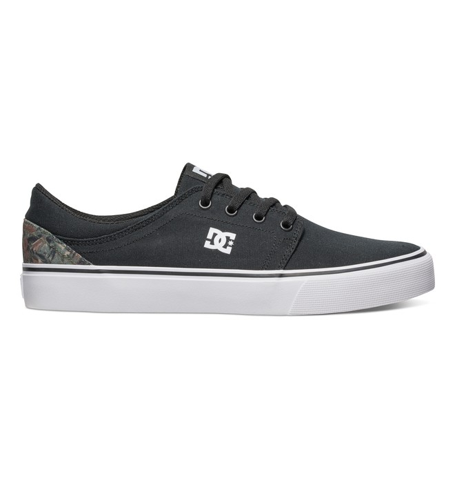 0 Trase SP - Low-Top Shoes Grey ADYS300181 DC Shoes