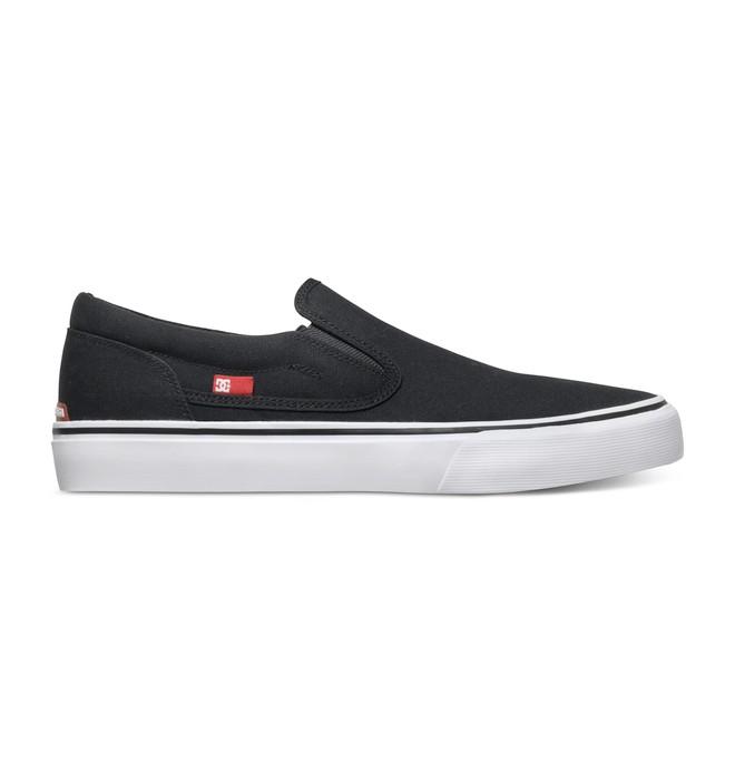 0 Trase - Zapatillas sin cordones Negro ADYS300184 DC Shoes
