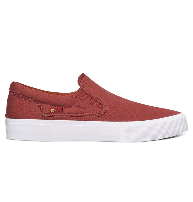 0 Trase - Zapatillas sin cordones Marron ADYS300184 DC Shoes