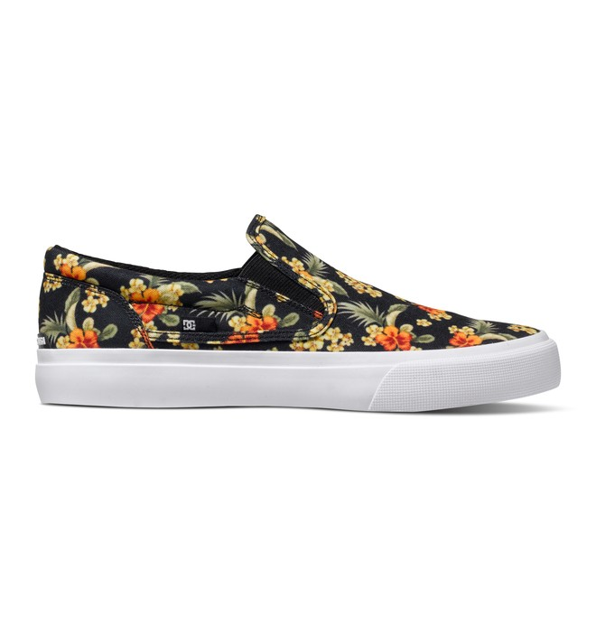 0 Men's Trase SP Slip On Shoes  ADYS300185 DC Shoes
