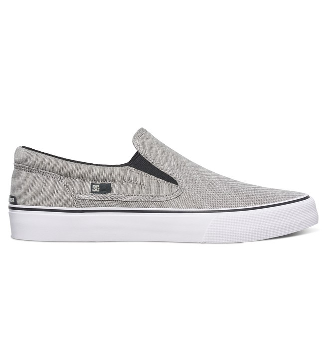 0 Trase TX SE - Chaussures Slip-On Noir ADYS300187 DC Shoes