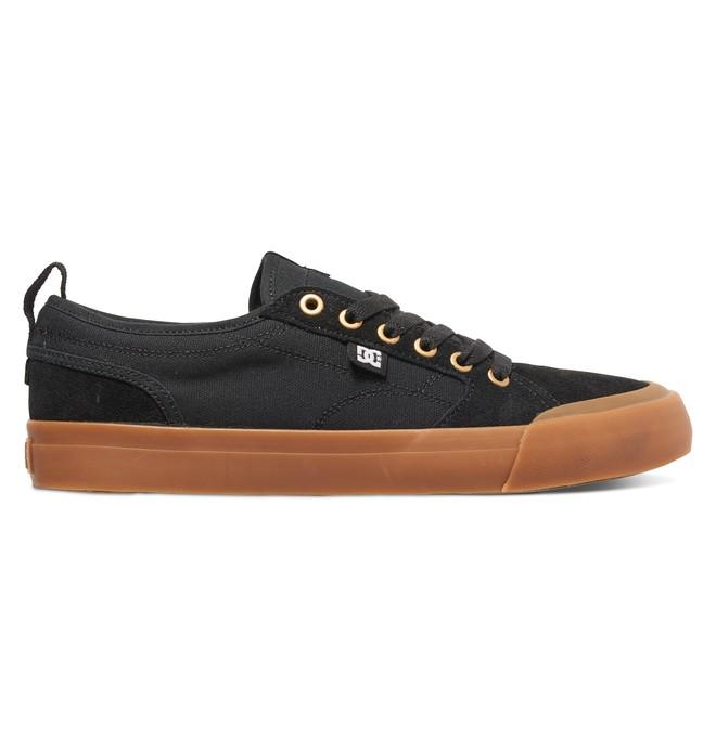 0 Men's Evan Smith S Skate Shoes Black ADYS300203 DC Shoes