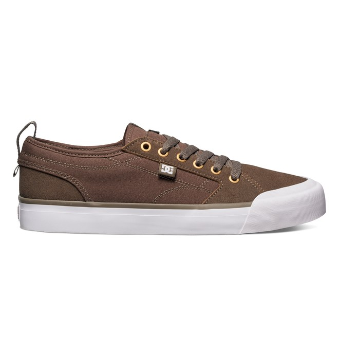 0 Men's Evan Smith S Skate Shoes Brown ADYS300203 DC Shoes