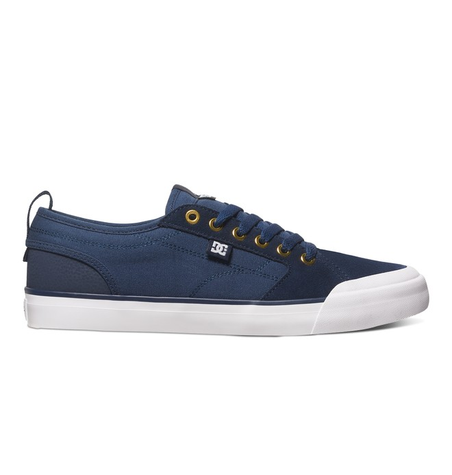 0 Men's Evan Smith S Skate Shoes Blue ADYS300203 DC Shoes
