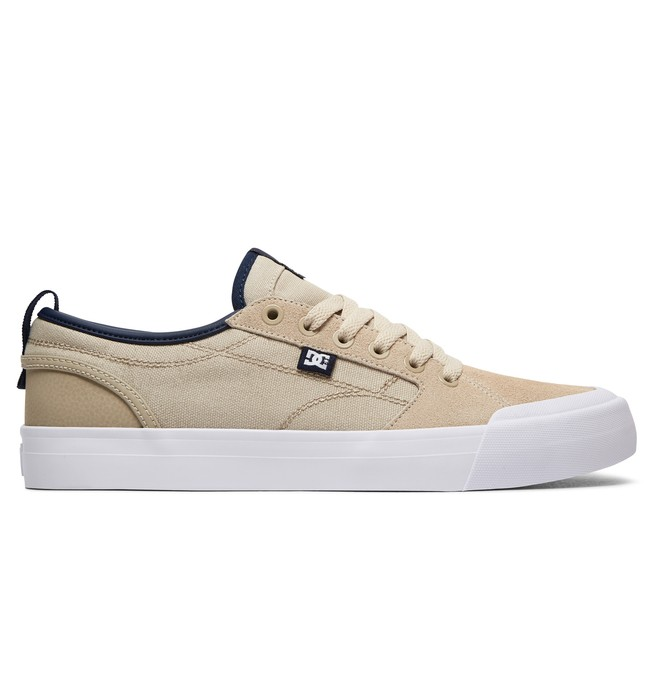 0 Evan Smith S - Skate Shoes Beige ADYS300203 DC Shoes