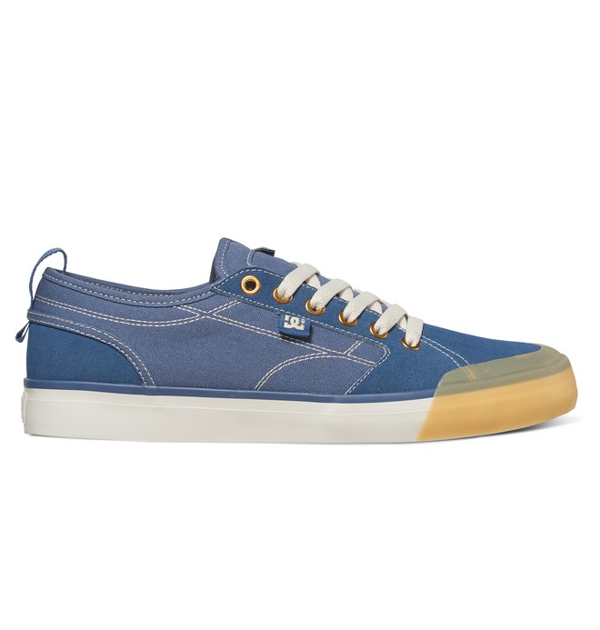0 Evan Smith S - Scarpe da skate Blue ADYS300203 DC Shoes