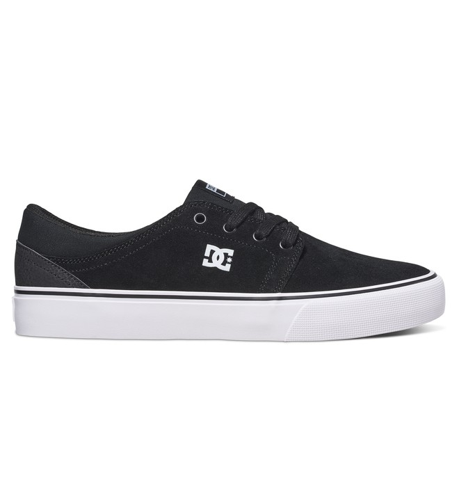 0 Trase S - Skate Shoes White ADYS300206 DC Shoes