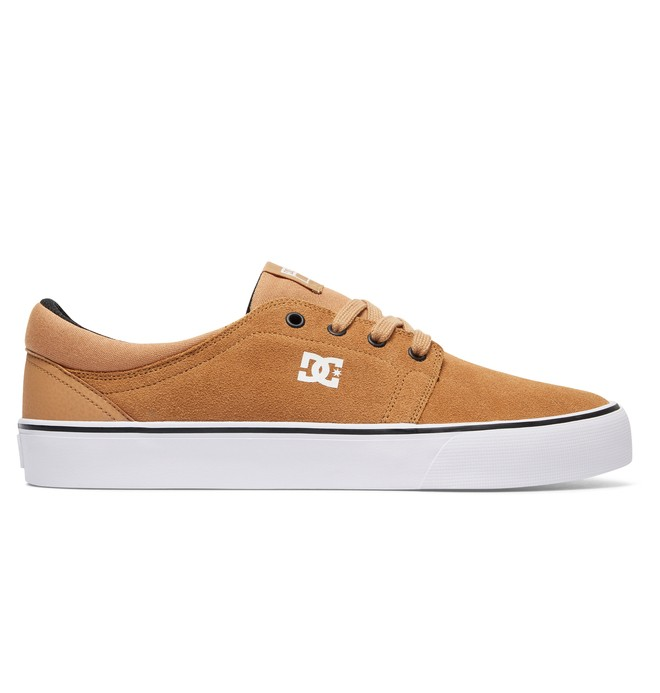 0 Trase S - Skate Shoes Brown ADYS300206 DC Shoes
