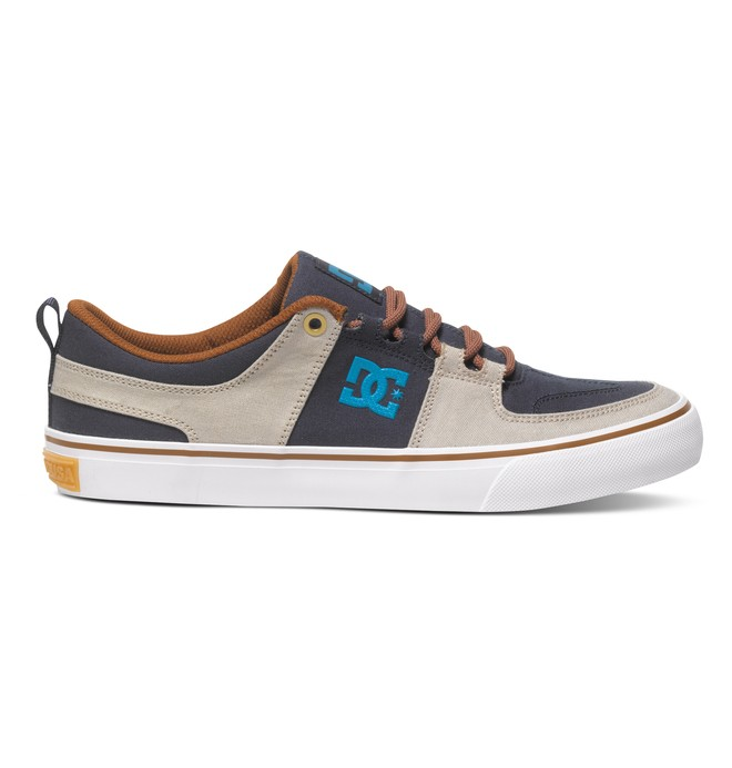 0 Lynx Vulc TX - Low-Top Shoes Blue ADYS300234 DC Shoes