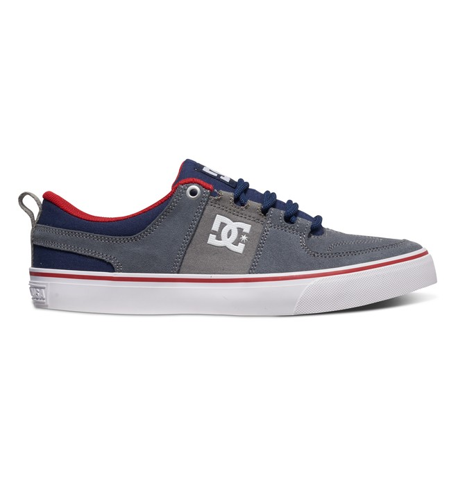 0 Lynx Vulc - Low-Top Shoes Gray ADYS300235 DC Shoes