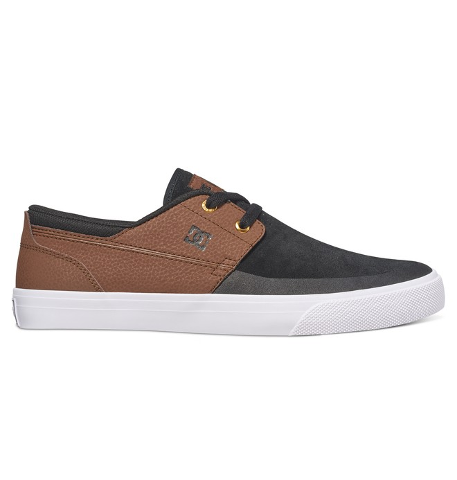 0 Wes Kremer 2 S - Low Top Skate Shoes Brown ADYS300241 DC Shoes