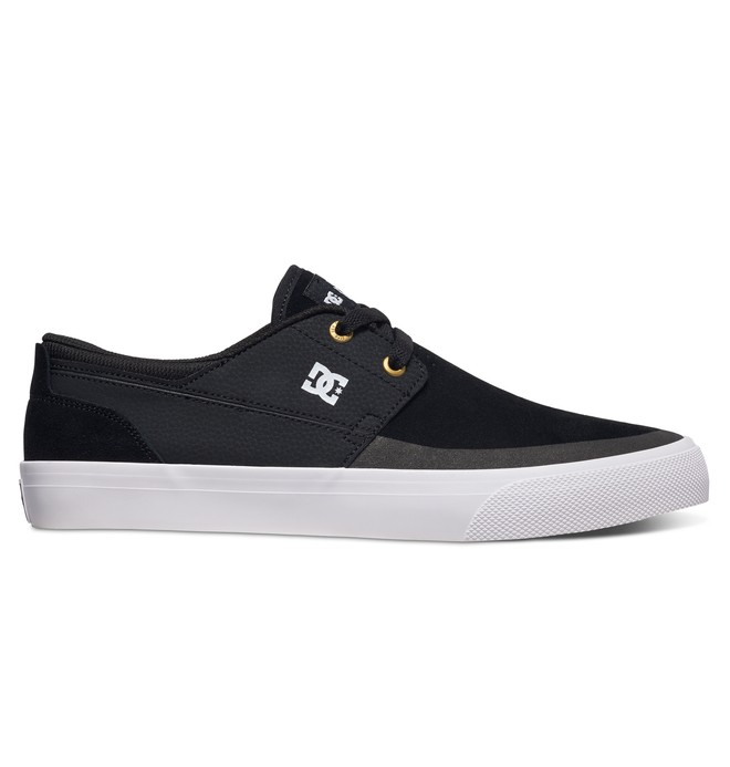 0 Wes Kremer 2 S - Low Top Skate Shoes Black ADYS300241 DC Shoes
