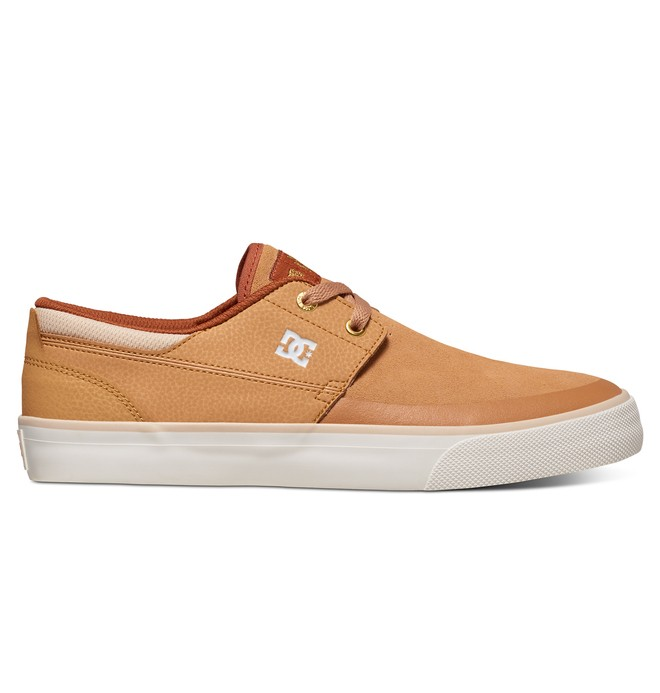 0 Wes Kremer 2 S - Skate Shoes Brown ADYS300241 DC Shoes