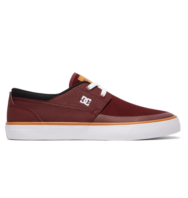 0 Men's Wes Kremer 2 S Skate Shoes Red ADYS300241 DC Shoes